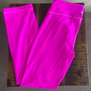 {Hot Pink} Lululemon
